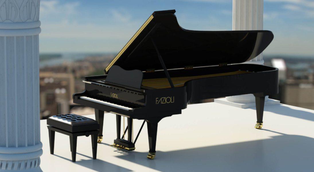 بهترین برند پیانو
