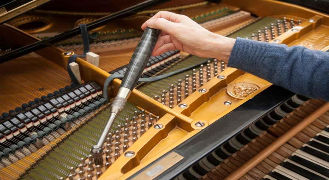 رگلاژ پیانو و کوک پیانو