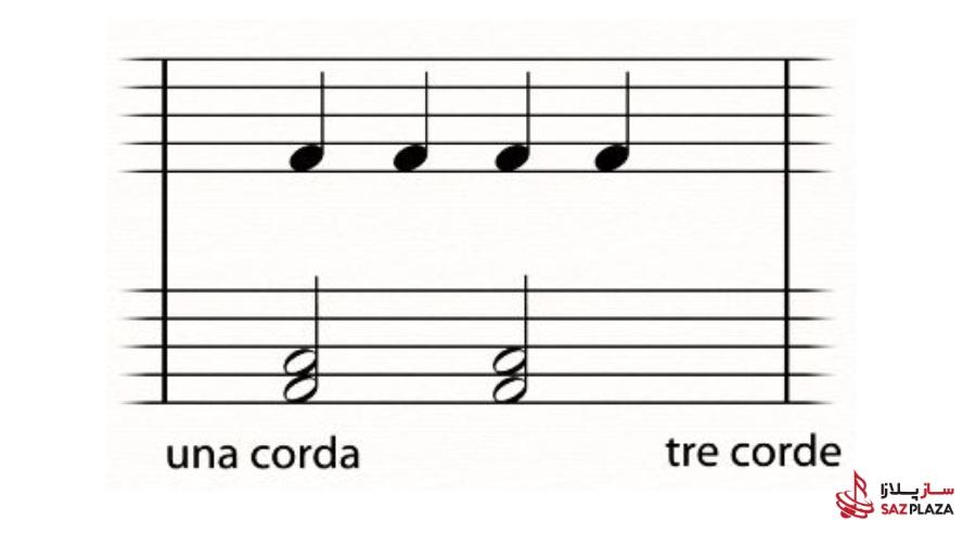 کاربرد پدال پیانو دیجیتال