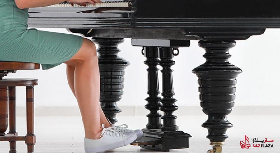 پدال پیانو چیست؟