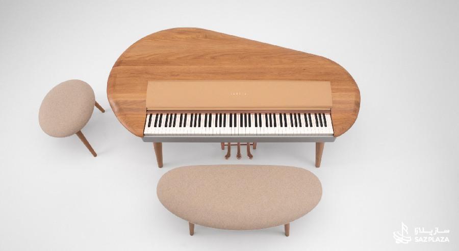 پلی فونی مناسب برای پیانو مخصوص افراد مبتدی
