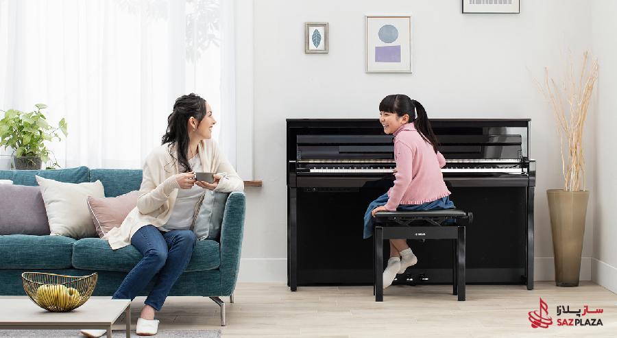 پیانو مخصوص افراد مبتدی