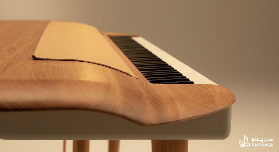 کلاویه مناسب برای پیانو مخصوص افراد مبتدی