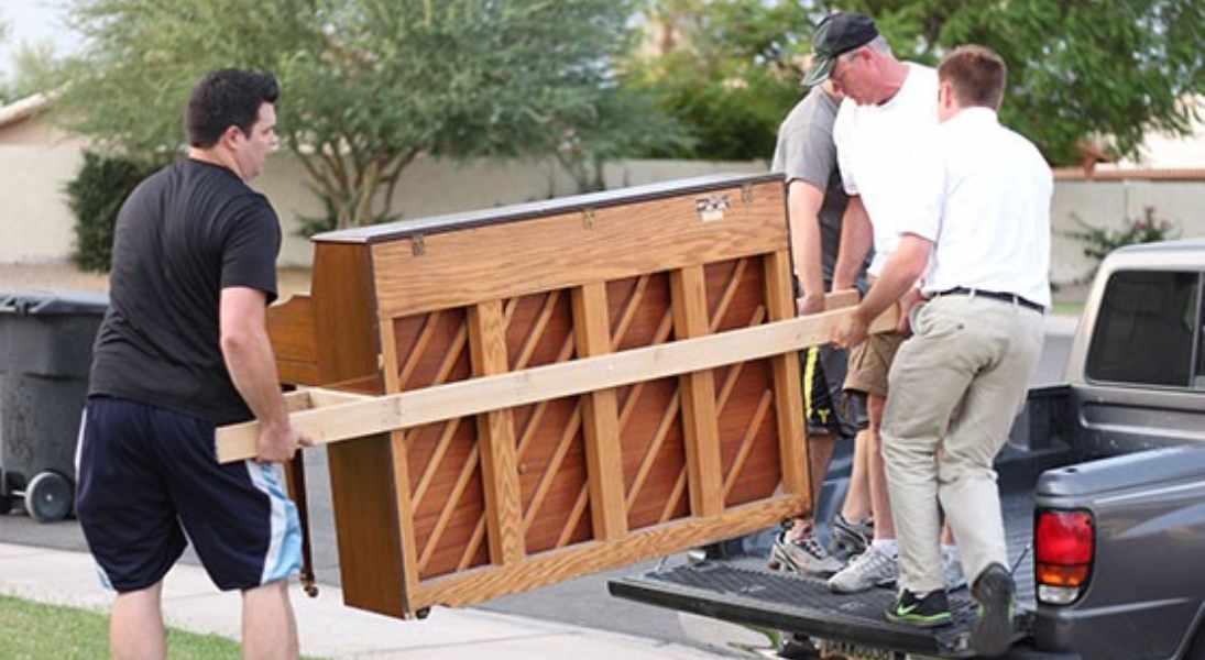 حمل و جابجایی پیانو به بهترین روش ممکن