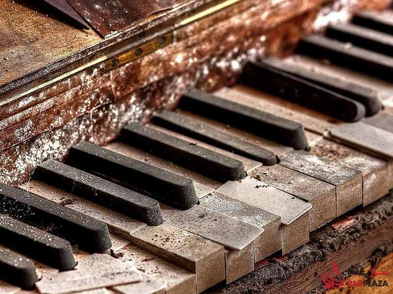 بررسی تاریخچه پیانو در دنیا