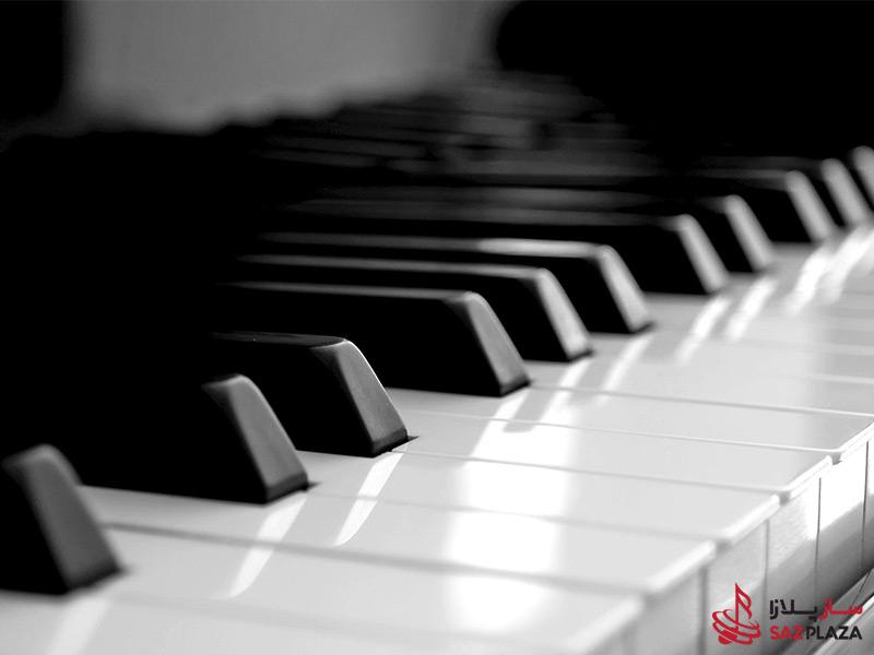 نکات مهم در زمان اجرای پیانو